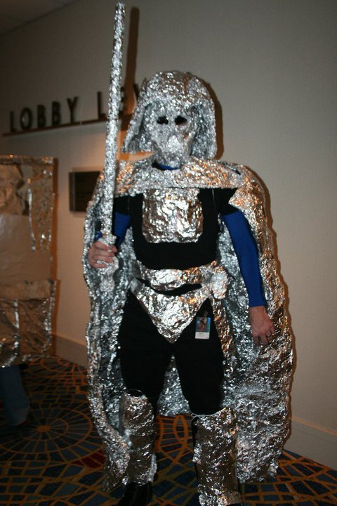 Best budget costumes tin foil star wars by the by remember the