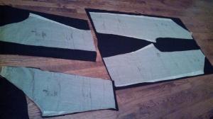 suit pieces