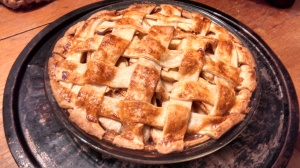 Mmmm....apple pie